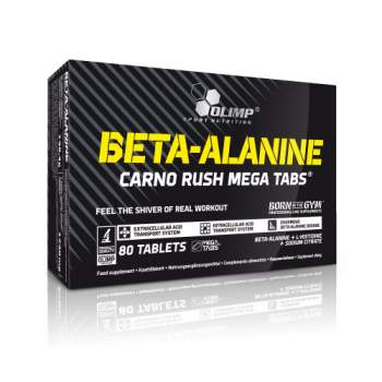 Аминокислоты Olimp Beta-Alanine Carno Rush производство Польша