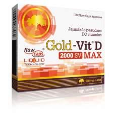 Gold-Vit D Max