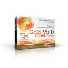 Gold-Vit D Forte