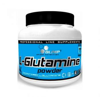Глютамин Olimp L-Glutamine производство Польша
