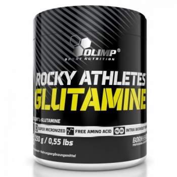 Глютамин Olimp Glutamine Rocky Athletes производство Польша