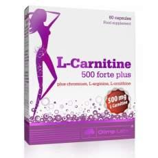 L-Carnitine 500 Forte Plus