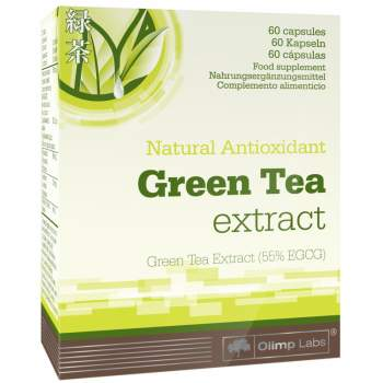 Жиросжигатели Olimp Green Tea Extract производство Польша