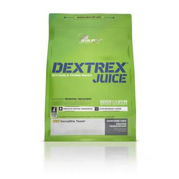 Углеводные напитки Olimp Dextrex Juice производство Польша