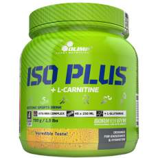 Iso Plus +L-Carnitine