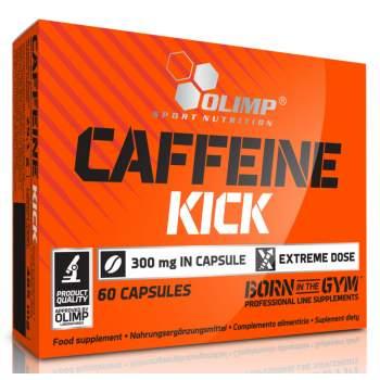 Энергетики Olimp Caffeine Kick производство Польша