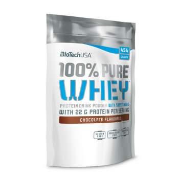 Протеин BioTech 100% Pure Whey производство Венгрия