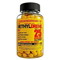 Methyldrene 25 yellow
