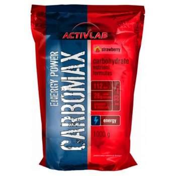 Углеводные напитки Activlab Carbomax energy power производство Польша