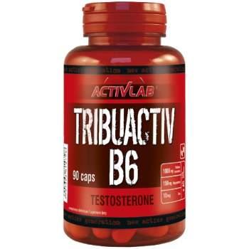 Повышение тестостерона Activlab Tribuactiv B6 производство Польша