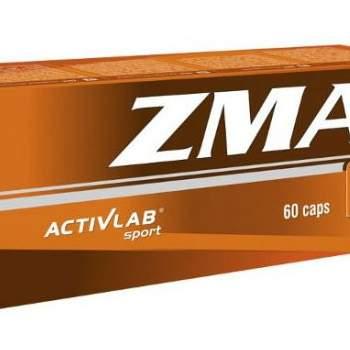 Повышение тестостерона Activlab ZMA производство Польша