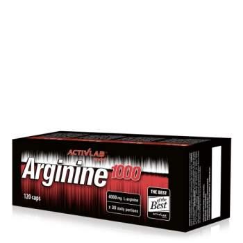 Пампинг Activlab Arginine 1000 производство Польша