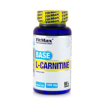 Л-карнитин Fit Max Base L-Carnitine 700 mg производство Польша