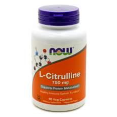 L-Citrulline 750 mg