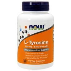 L-Tyrosine 750 мг Extra Strength