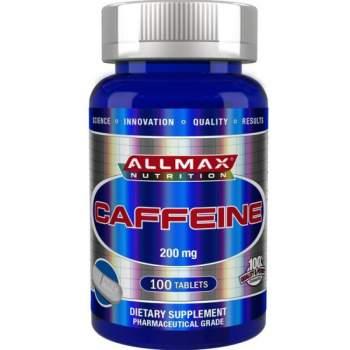 Энергетики All Max Nutrition Caffeine производство Канада
