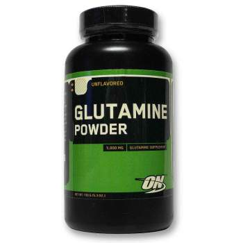 Глютамин Optimum Nutrition Glutamine powder производство США