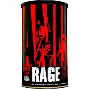 Предтренировочные комплексы Universal Nutrition Animal Rage производство США