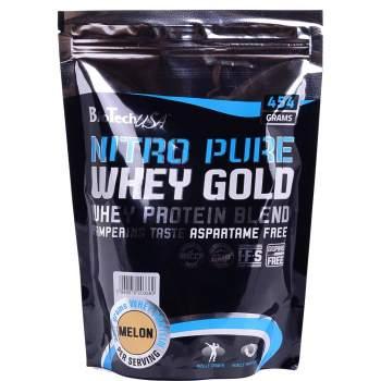 Протеин BioTech Nitro Pure Whey Gold производство США